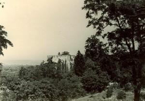 Ein Foto der Burgruine Bertholdstein