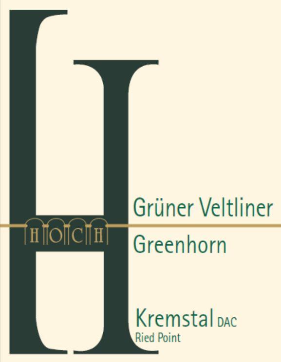 Grüner Veltliner_Greenhorn